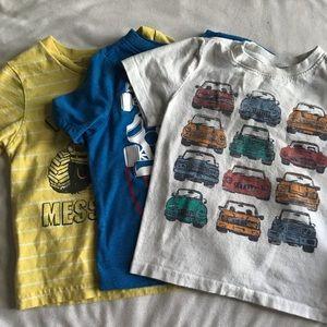 Car and Truck Shirt Bundle